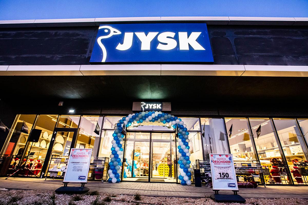 JYSK România deschide un nou magazin și ajunge la o rețea de 88 de locații