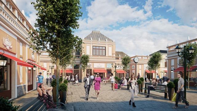 Liebrecht and wooD investește 25 de milioane de EURO în dezvoltarea celui de-al doilea FASHION HOUSE OUTLET CENTRE în București