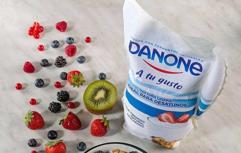 CEO-ul Danone, despre polarizarea sectorului alimentar de către Covid-19: Nu va ma exista clasă de mijloc