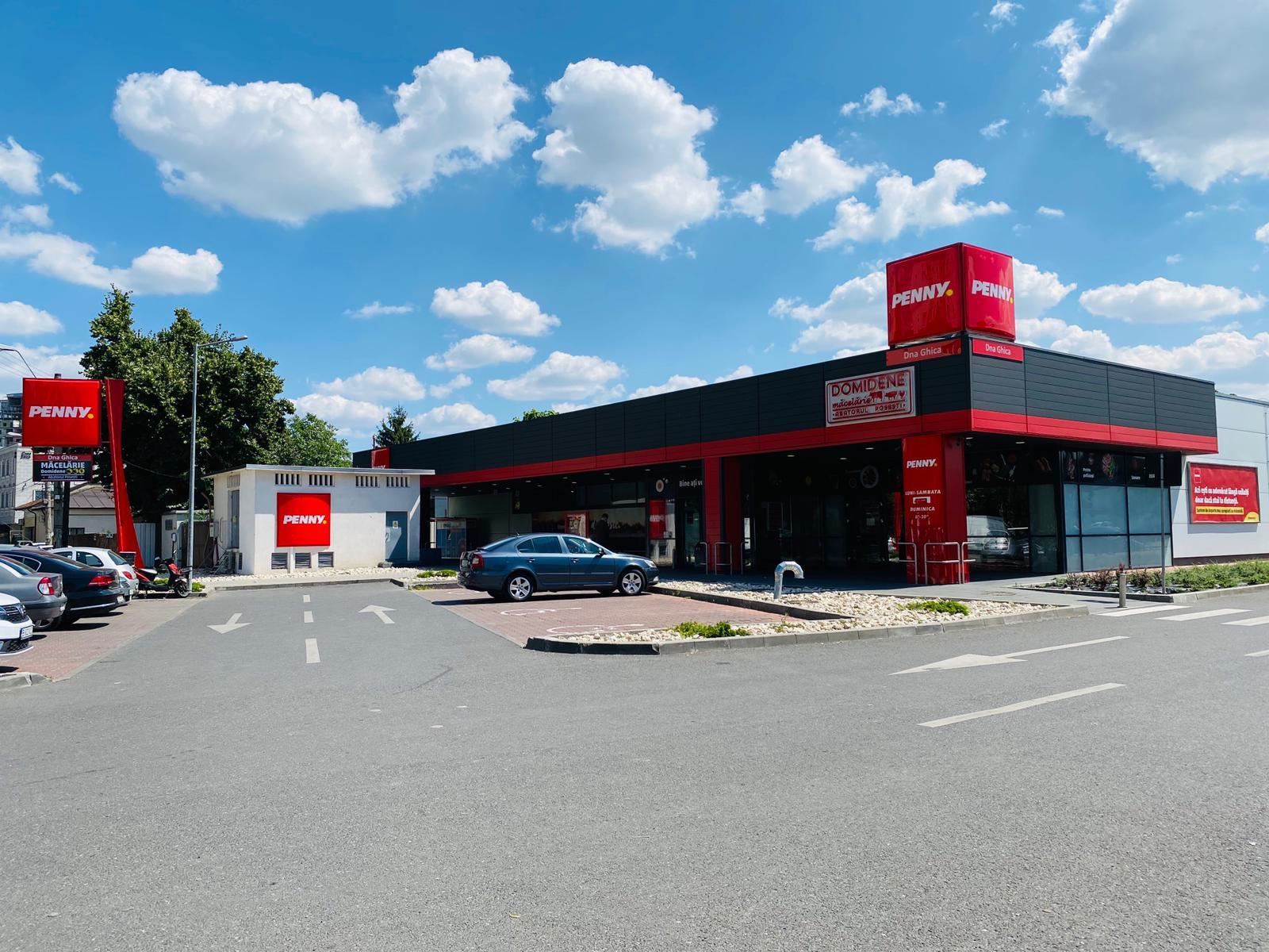 Penny deschide patru noi magazine și ajunge la 264 de spații în România