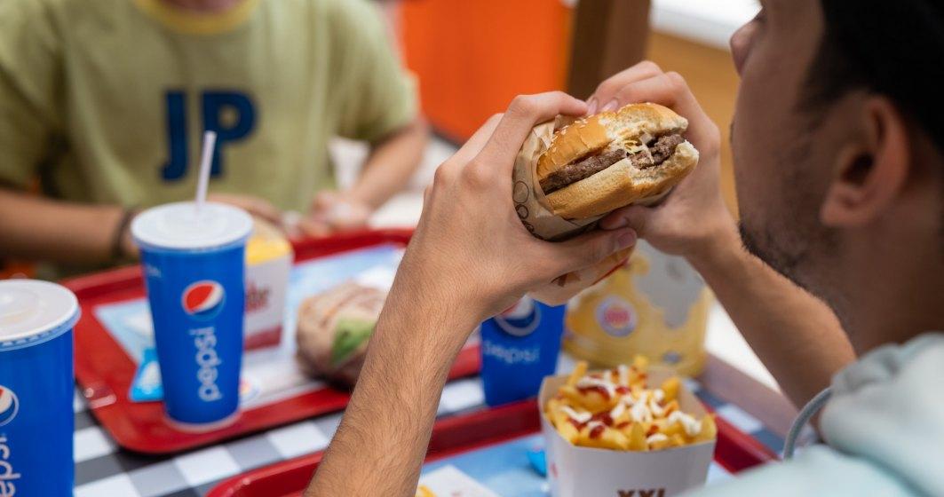 Burger King deschide al patrulea restaurant în România, în Promenada Mall București