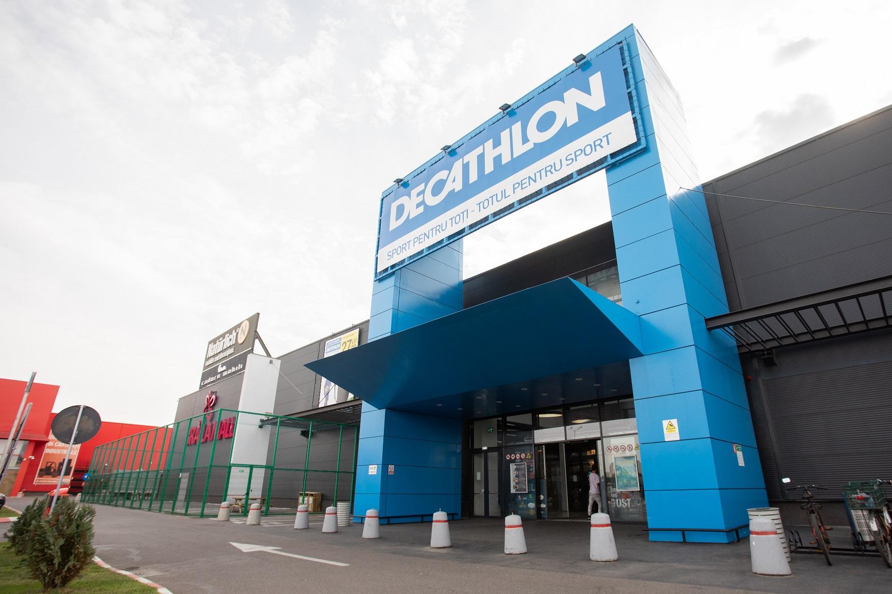 Decathlon a deschis primul magazin din Brăila și a ajuns la 28 de unităţi de vânzare