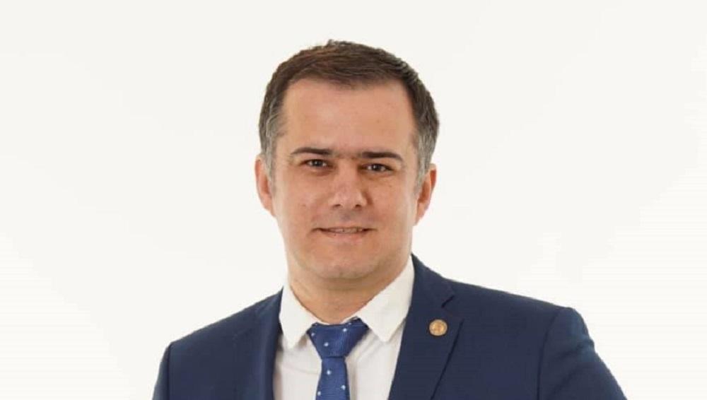 Lucian Stanciu-Viziteu, candidat PNL-USR-PLUS la Primăria Bacău: Primul și cel mai urgent lucru este reabilitarea și modernizarea rețelei de apă potabilă