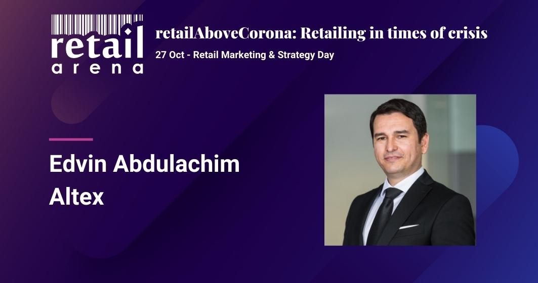 Edvin Abdulachim, Commercial Director Altex: Vom deschide încă patru magazine anul acesta