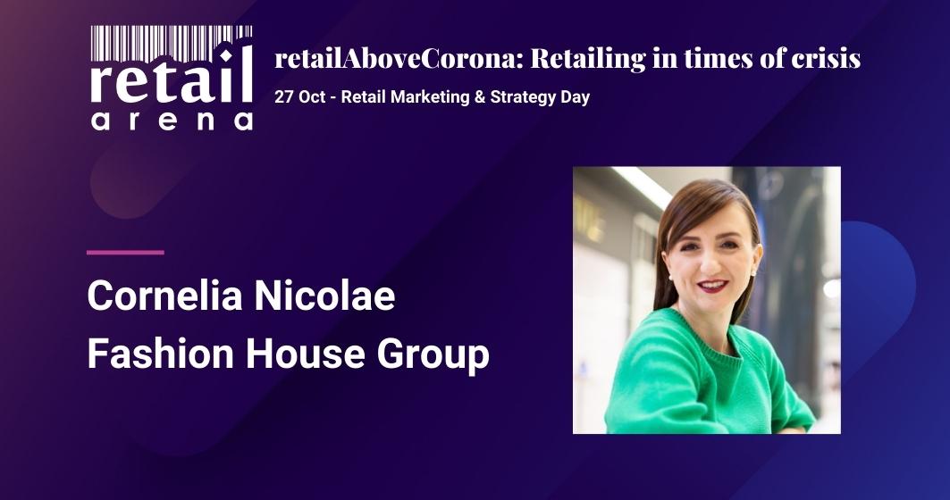 Cornelia Nicolae, Fashion House Group: Vom deschide un al doilea outlet în Pallady