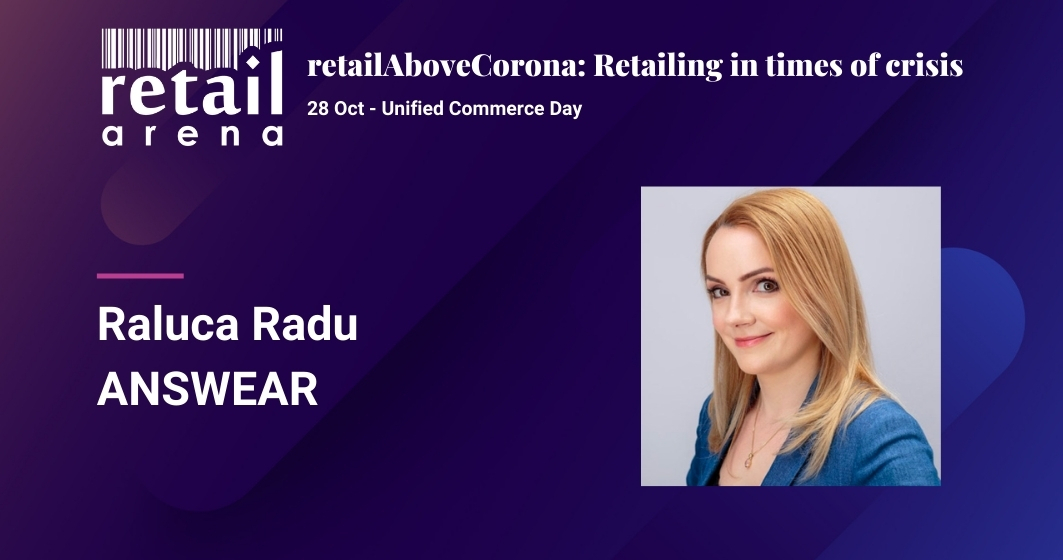 Raluca Radu, Answer: 40% dintre comenzi au fost făcute de clienți noi. Am atras publicul care cumpăra din mall sau din străinătate
