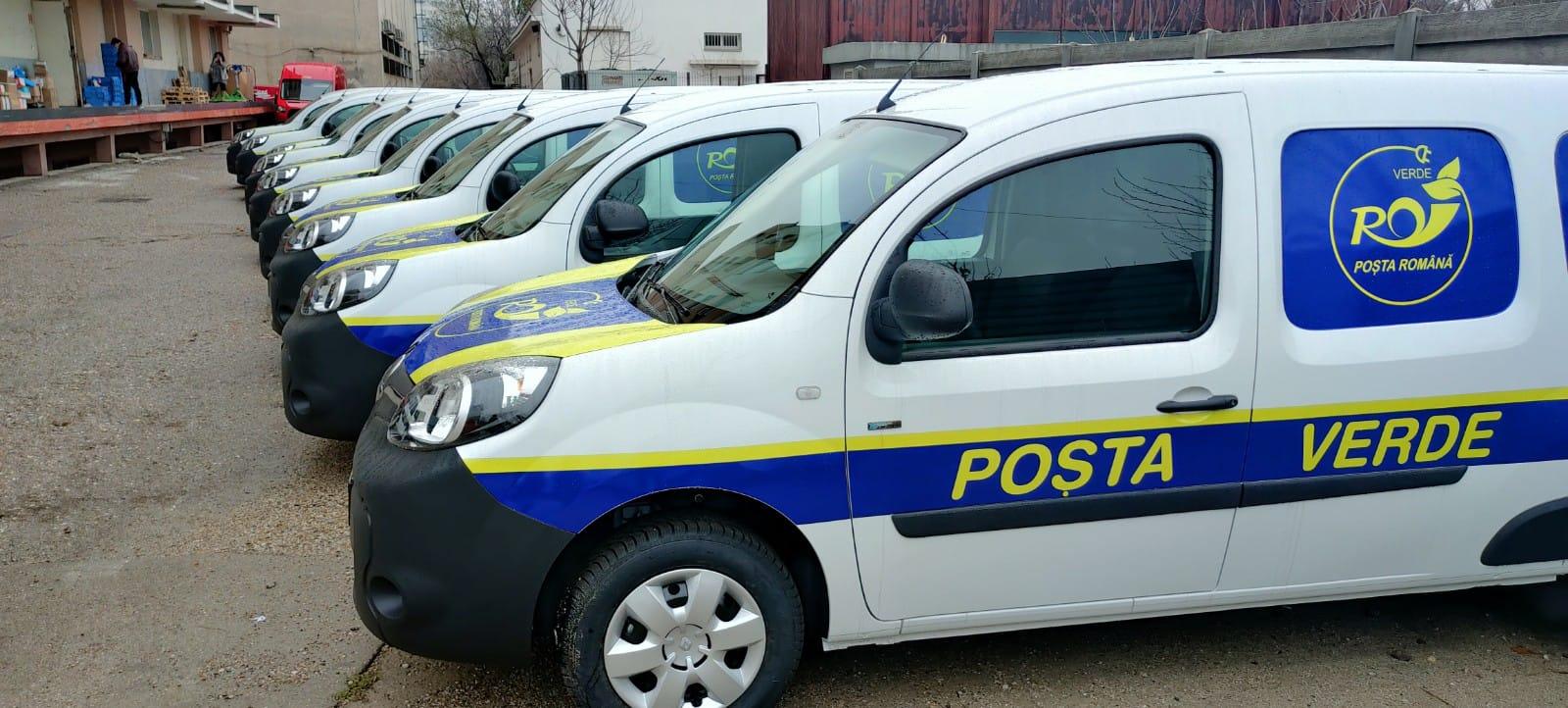 Poșta Română începe implementarea Pactului Verde European: prima măsură luată de companie
