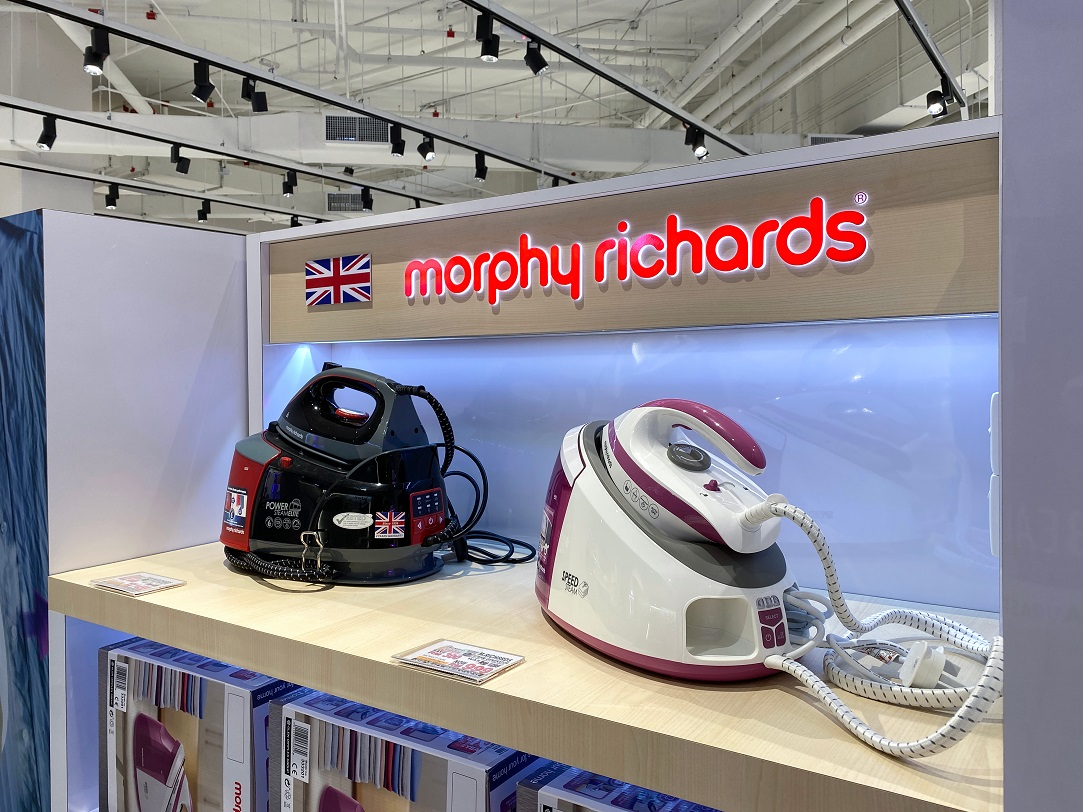 Cum vor să ajungă britanicii de la Morphy Richards în casele românilor: care sunt electrocasnicele pe care pariază