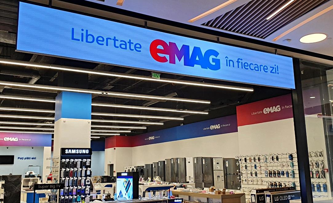 """eMAG extinde gama de produse din oferta """"Genius"""" de la 280.000 la 4 milioane"""