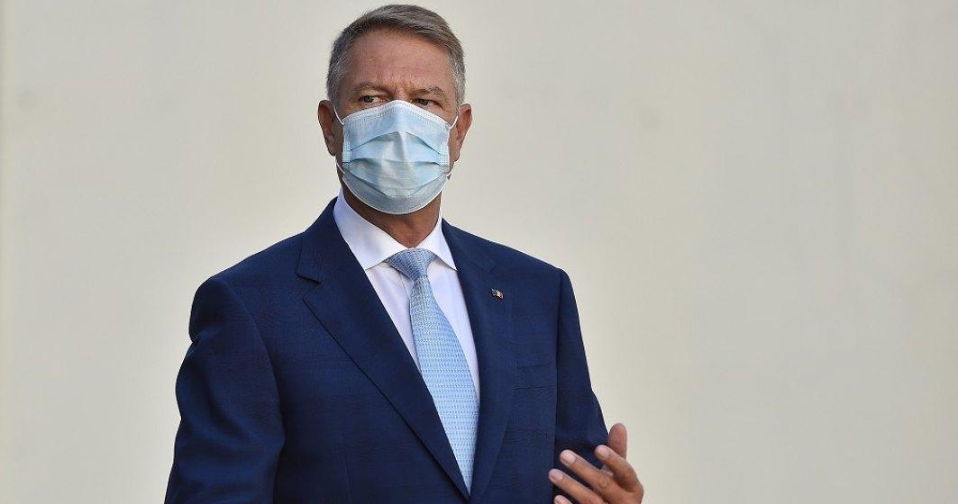 Iohannis, despre pașaportul de vaccinare: Ar trebui utilizat pentru scopuri medicale