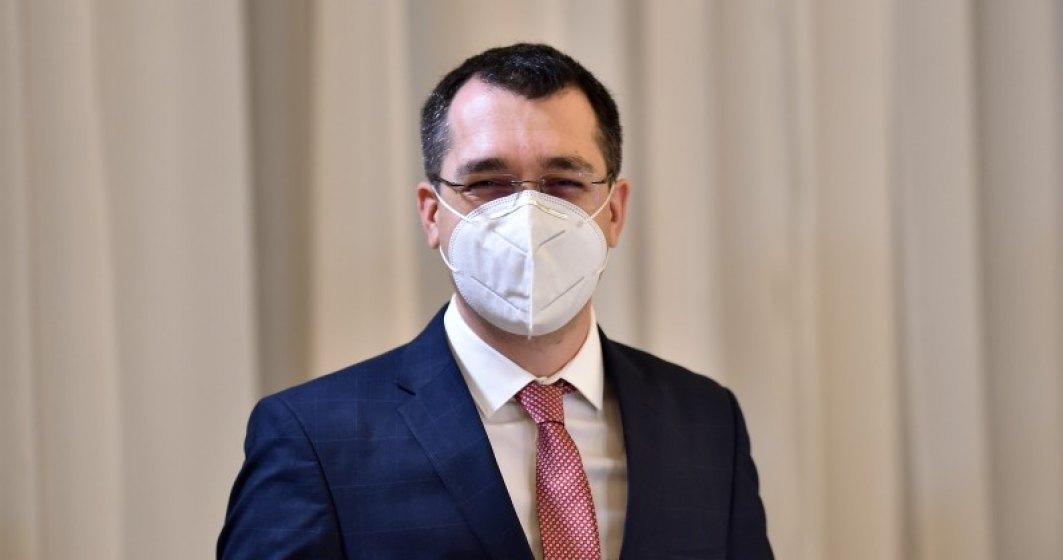 Ministrul Sănătății: Nu putem exclude un al treilea val al pandemiei