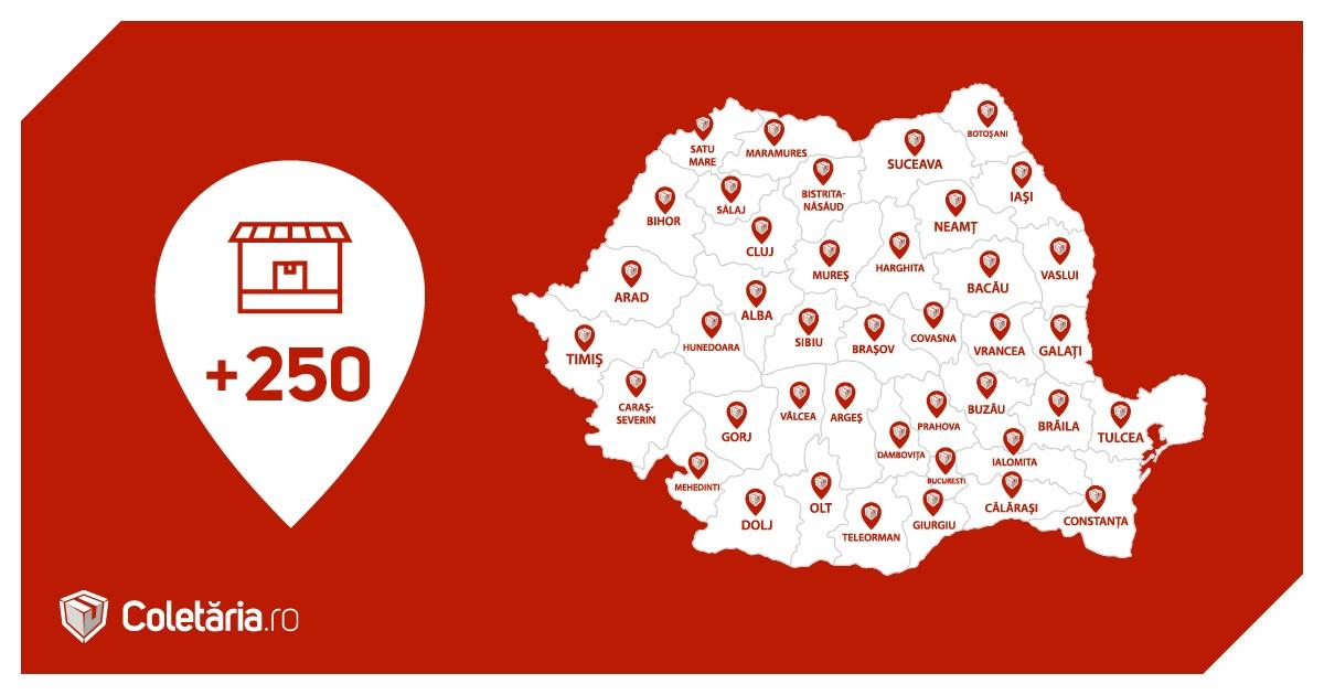Coletăria.ro triplează numărul de puncte pick-up în 2021 și intră în orașele mici