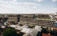 Iulius Holding a obținut o finanțare de 72 de milioane de euro pentru un proiect de birouri din Iași