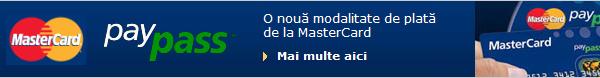 reclama Mastercard