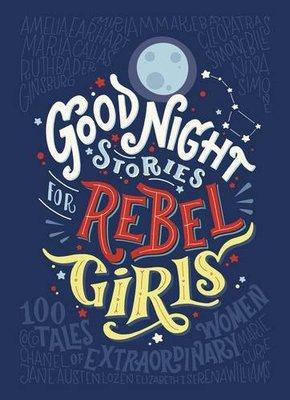 Good Night for Rebel Girls