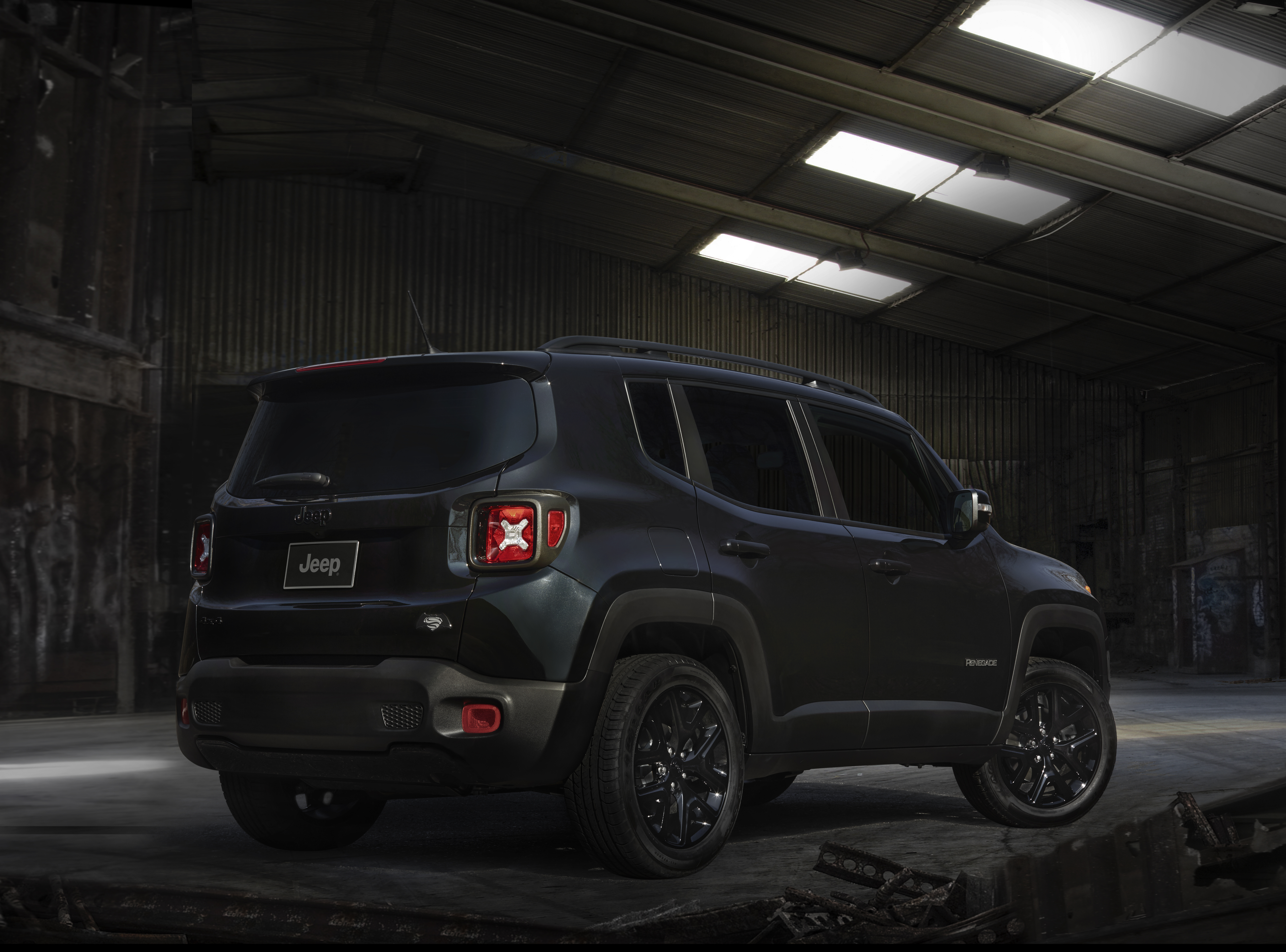 "Jeep Renegade ""Dawn of Justice"