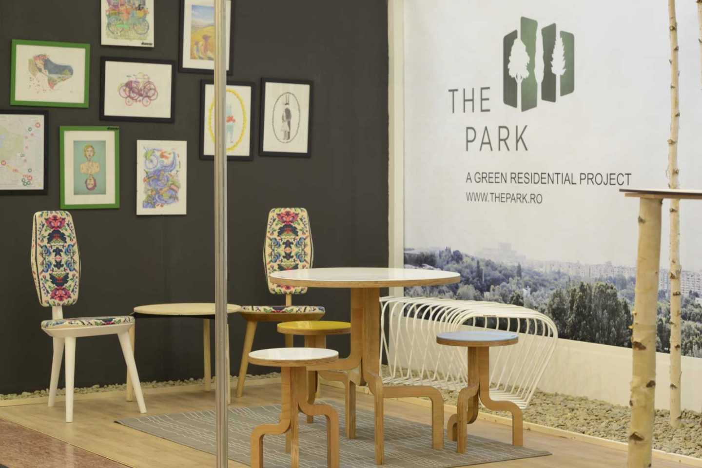 The park targul project expo