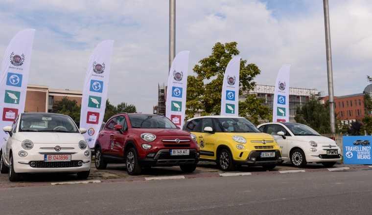 car sharing Fiat 500