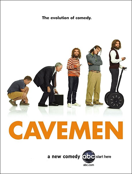 seriale americane Cavemen