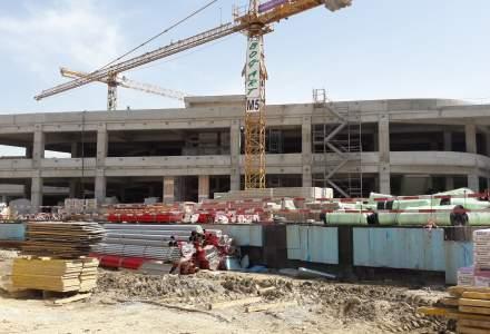 Veranda Mall, in linie dreapta pentru deschiderea din toamna: cum arata santierul viitorului centru comercial din zona Obor [FOTO]