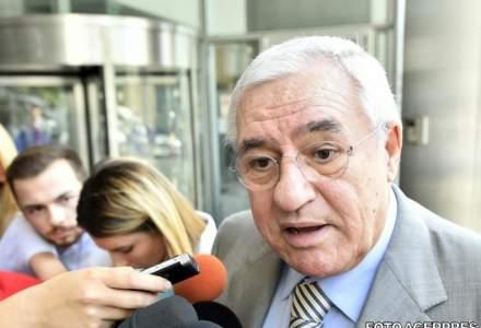 Dan Ioan Popescu, fostul ministru al economiei, a venit la DIICOT in dosarul Rompetrol 2