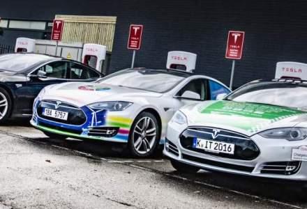 Cursa cu masini electrice in jurul lumii, 80edays, va traversa Romania in august