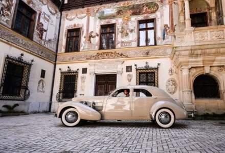 Cele mai frumoase masini din Romania, pe podium la Concursul de Eleganta Sinaia
