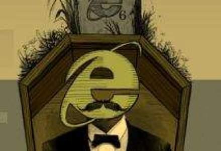 "Microsoft forteaza ""inmormantarea"" Internet Explorer 6"