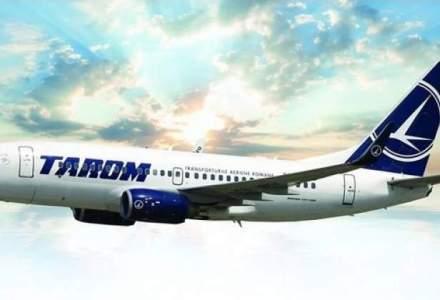 Tarom are ca tinta un trafic de 250.000 de pasageri pe aeroportul din Iasi in acest an
