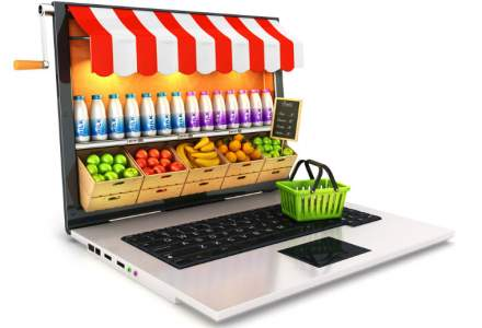 Care este cel mai ieftin supermarket online din Romania: comparatie intre Carrefour, Cora, Mega Image si Selgros