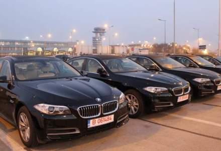 Romanii vor modele BMW negre si Mercedes-Benz albe