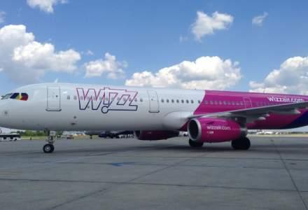 Wizz Air reduce cu 25% preturile pe 28 iunie pentru membrii Wizz Discount Club