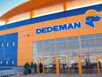 Dedeman a deschis un magazin...