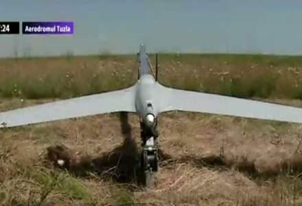 Avion fara pilot, produs 100% in Romania