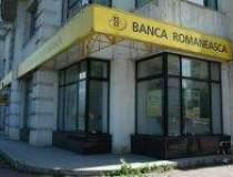 Banca Romaneasca incearca sa...