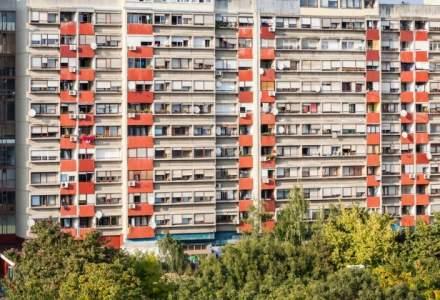 Imobiliare.ro: Preturile la apartamente vechi au trecut pe minus in toate orasele mari