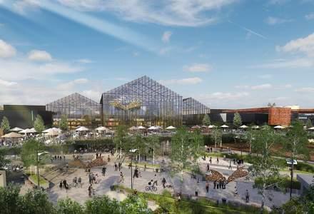 Mallul ParkLake din cartierul Titan se va deschide pe 1 septembrie