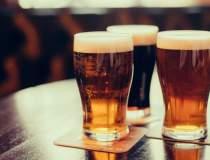 Romanii beau mai multa bere:...