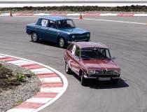 Curse cu masini istorice, in...