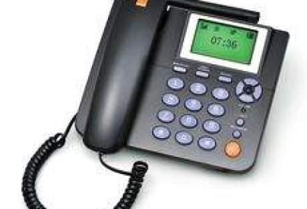 Studiu: Sase din zece gospodarii din Romania au telefonie fixa