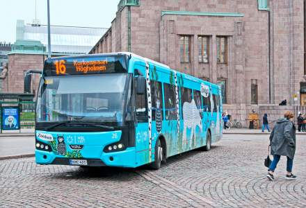 Helsinki vrea sa elimine masinile personale pana in 2025