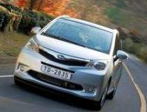 Subaru Trezia este disponibil...