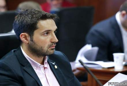 Tudor Ionescu si-a anuntat demisia din functia de viceprimar al municipiului Bucuresti