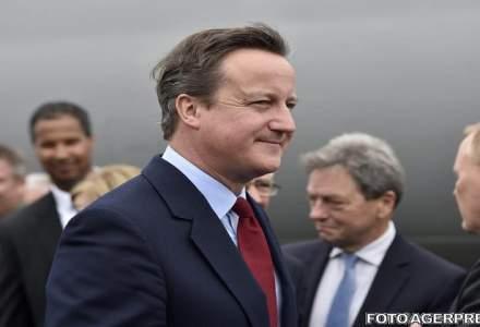 David Cameron a anuntat ca demisioneaza miercuri