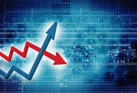 Afacerile din industrie au avut o crestere incetinita in luna mai, la 5,6%, industria extractiva a scazut la jumatate