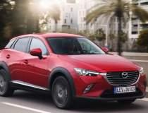 Mazda, vanzari cu 58% mai...