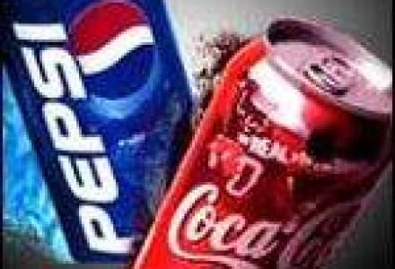 Pepsi coboara pe locul trei in SUA. Coca-Cola, primele doua pozitii