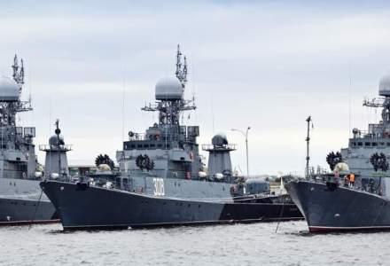 O fregata romaneasca va intra pentru doua saptamani sub comanda NATO, alaturi de o fregata canadiana si una poloneza
