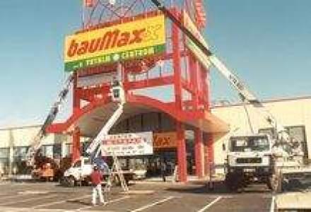 bauMax deschide primul magazin din 2011