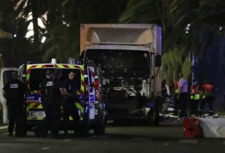 Teroare in Nisa: zeci de oameni, ucisi de Ziua Nationala a Frantei